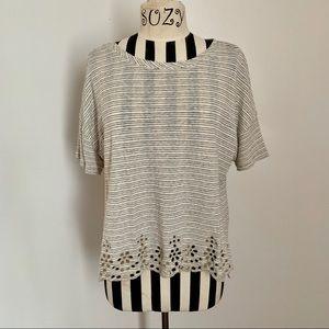 Anthro. 9-H15 STCL shirt